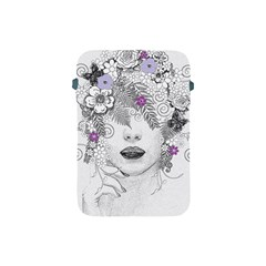 Flower Child Of Hope Apple Ipad Mini Protective Sleeve by FunWithFibro