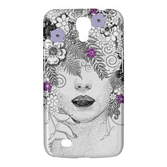 Flower Child Of Hope Samsung Galaxy Mega 6 3  I9200 Hardshell Case by FunWithFibro