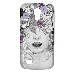 Flower Child Of Hope Samsung Galaxy S4 Mini (gt I9190) Hardshell Case  by FunWithFibro