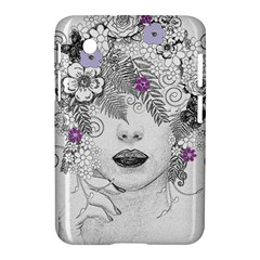 Flower Child Of Hope Samsung Galaxy Tab 2 (7 ) P3100 Hardshell Case  by FunWithFibro