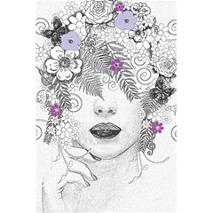 Flower Child Of Hope Notebook by FunWithFibro