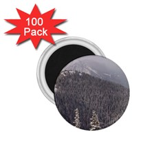 Mountains 1 75  Button Magnet (100 Pack) by DmitrysTravels