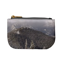Mountains Coin Change Purse by DmitrysTravels