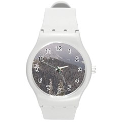 Mountains Plastic Sport Watch (medium) by DmitrysTravels
