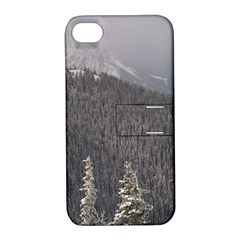 Mountains Apple Iphone 4/4s Hardshell Case With Stand by DmitrysTravels