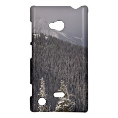 Mountains Nokia Lumia 720 Hardshell Case by DmitrysTravels