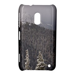 Mountains Nokia Lumia 620 Hardshell Case by DmitrysTravels