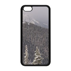 Mountains Apple Iphone 5c Seamless Case (black) by DmitrysTravels