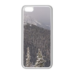 Mountains Apple Iphone 5c Seamless Case (white) by DmitrysTravels