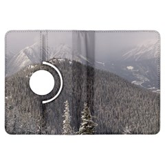 Mountains Kindle Fire Hdx 7  Flip 360 Case by DmitrysTravels