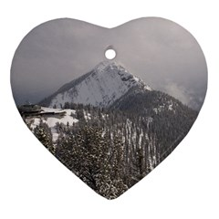 Gondola Heart Ornament by DmitrysTravels