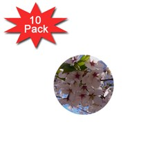 Sakura 1  Mini Button (10 Pack) by DmitrysTravels