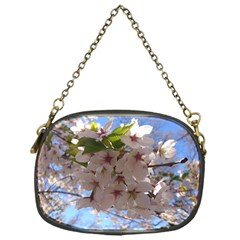 Sakura Chain Purse (one Side) by DmitrysTravels