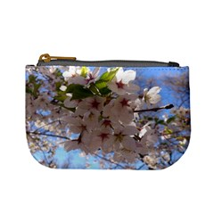 Sakura Coin Change Purse by DmitrysTravels