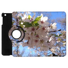 Sakura Apple Ipad Mini Flip 360 Case by DmitrysTravels
