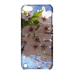 Sakura Apple Ipod Touch 5 Hardshell Case With Stand by DmitrysTravels