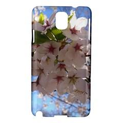 Sakura Samsung Galaxy Note 3 N9005 Hardshell Case by DmitrysTravels