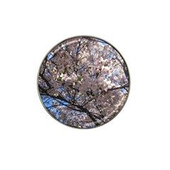 Sakura Tree Golf Ball Marker 4 Pack (for Hat Clip) by DmitrysTravels