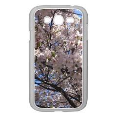 Sakura Tree Samsung Galaxy Grand Duos I9082 Case (white) by DmitrysTravels