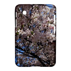 Sakura Tree Samsung Galaxy Tab 2 (7 ) P3100 Hardshell Case  by DmitrysTravels