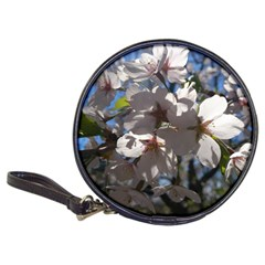 Cherry Blossoms Cd Wallet by DmitrysTravels