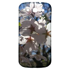 Cherry Blossoms Samsung Galaxy S3 S Iii Classic Hardshell Back Case by DmitrysTravels