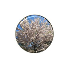 Cherry Blossoms Tree Golf Ball Marker 10 Pack (for Hat Clip) by DmitrysTravels