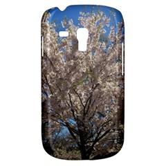 Cherry Blossoms Tree Samsung Galaxy S3 Mini I8190 Hardshell Case by DmitrysTravels