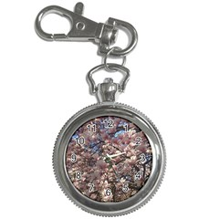Sakura Key Chain Watch by DmitrysTravels