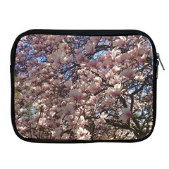 Sakura Apple Ipad Zippered Sleeve by DmitrysTravels