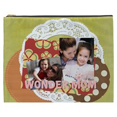 Mothers Day By Mom   Cosmetic Bag (xxxl)   Lxykqajs44sf   Www Artscow Com Front