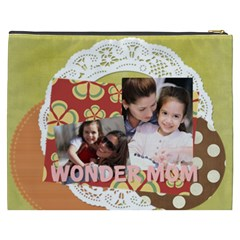 Mothers Day By Mom   Cosmetic Bag (xxxl)   Lxykqajs44sf   Www Artscow Com Back