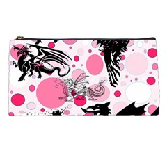 Fantasy In Pink Pencil Case by StuffOrSomething