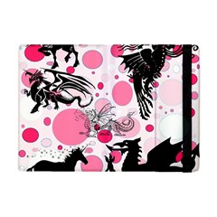 Fantasy In Pink Apple Ipad Mini Flip Case by StuffOrSomething