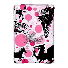 Fantasy In Pink Apple Ipad Mini Hardshell Case (compatible With Smart Cover) by StuffOrSomething
