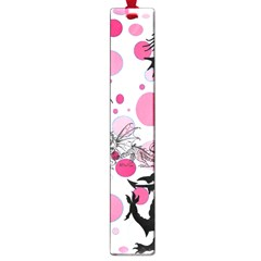Fantasy In Pink Large Bookmark by StuffOrSomething