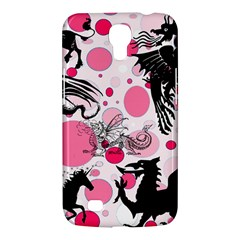 Fantasy In Pink Samsung Galaxy Mega 6 3  I9200 Hardshell Case by StuffOrSomething