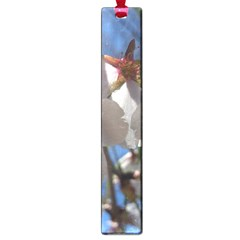 Cherry Blossoms Large Bookmark by DmitrysTravels