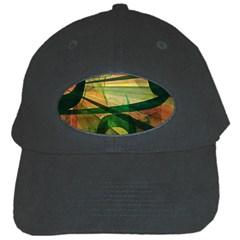 Untitled Black Baseball Cap