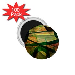 Untitled 1 75  Button Magnet (100 Pack)