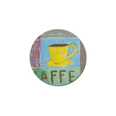 Kaffe Painting Golf Ball Marker 4 Pack by StuffOrSomething
