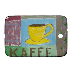Kaffe Painting Samsung Galaxy Note 8 0 N5100 Hardshell Case  by StuffOrSomething