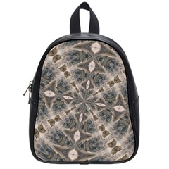 Flowing Waters Kaleidoscope School Bag (small) by Fractalsandkaleidoscopes