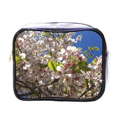 Cherry Blossoms Mini Travel Toiletry Bag (one Side) by DmitrysTravels