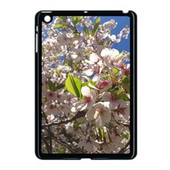 Cherry Blossoms Apple Ipad Mini Case (black) by DmitrysTravels