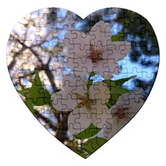 Sakura Jigsaw Puzzle (heart) by DmitrysTravels