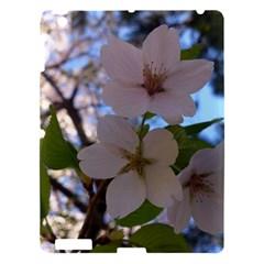 Sakura Apple Ipad 3/4 Hardshell Case by DmitrysTravels