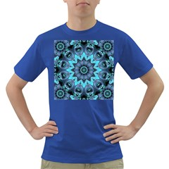 Star Connection, Abstract Cosmic Constellation Men s T Shirt (colored) by DianeClancy