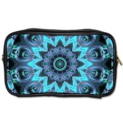 Star Connection, Abstract Cosmic Constellation Travel Toiletry Bag (two Sides) by DianeClancy