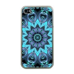 Star Connection, Abstract Cosmic Constellation Apple Iphone 4 Case (clear) by DianeClancy